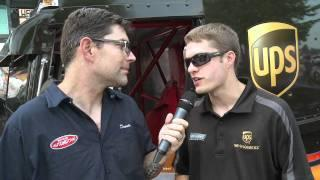 HOT ROD Magazine's 5 Questions with NASCAR's David Ragan