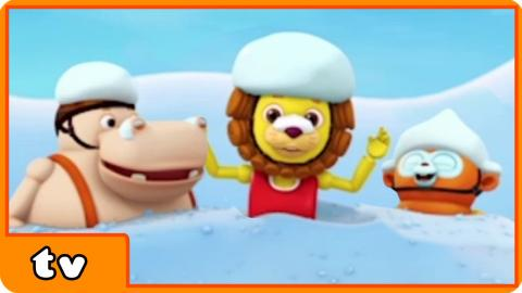 Boing The Play Ranger | Cartoons for Children | Episode 4: It's A Summer Snow Party!