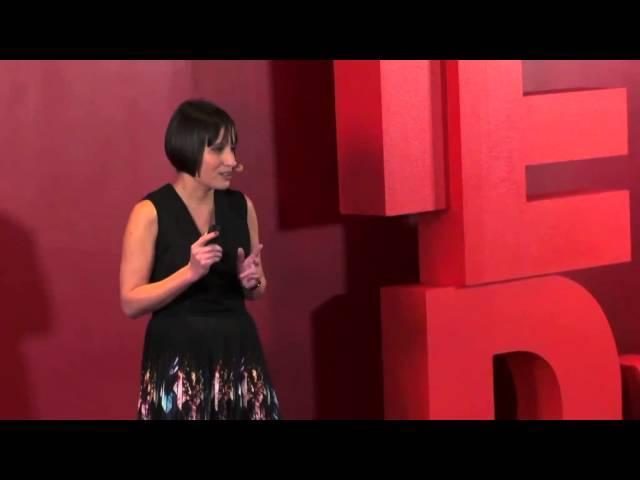 L'innovation numérique au service des classiques : Sarah Sauquet - TEDxChampsElyseesWomen2013