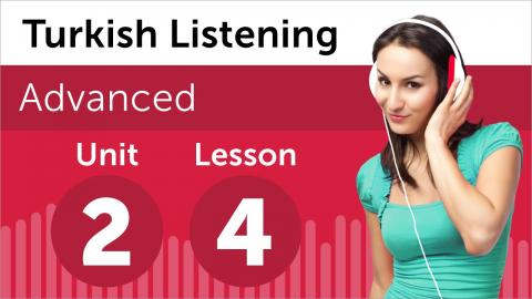 Turkish Listening Practice - Getting to the Airport in Turkey