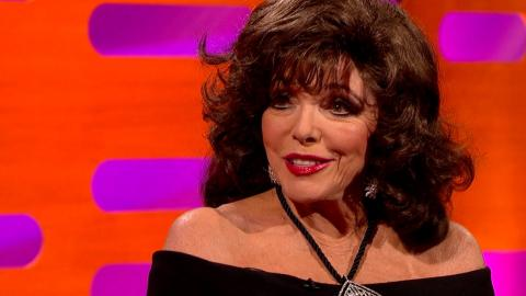 Joan Collins on turning down a date with Frank Sinatra - The Graham Norton Show: Episode 5 - BBC One
