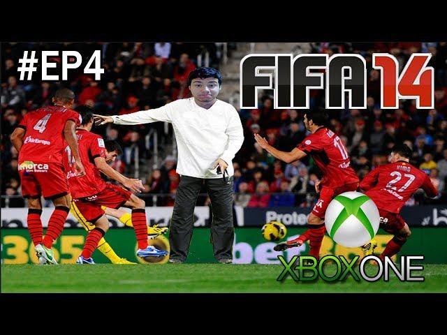 MODO CARREIRA - FIFA 14 - O DRAMA DA COPA COMEÇA #EP4 [XBox One]