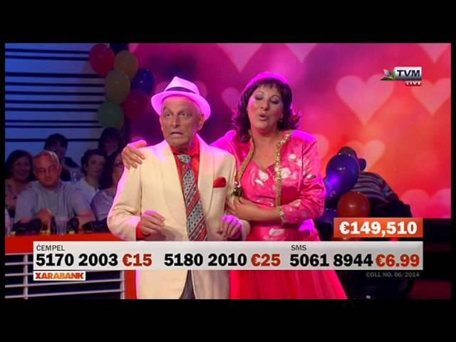 Save Your Love - Id-Dulli & Veronica on Xarabank