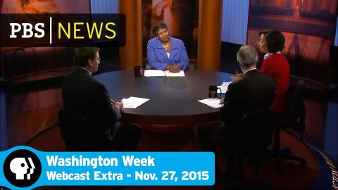 The Coalition Fighting ISIS, Clinton's Campaign Tightrope and Holiday Book Suggestions