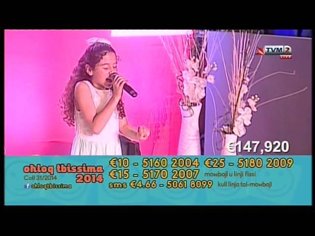 Veronica Rotin - Thunder - Ohloq Tbissima 2014