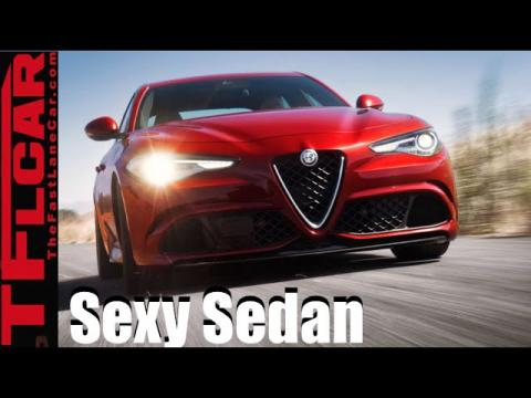 2017 Alfa Romeo Giulia: A Star is Born?