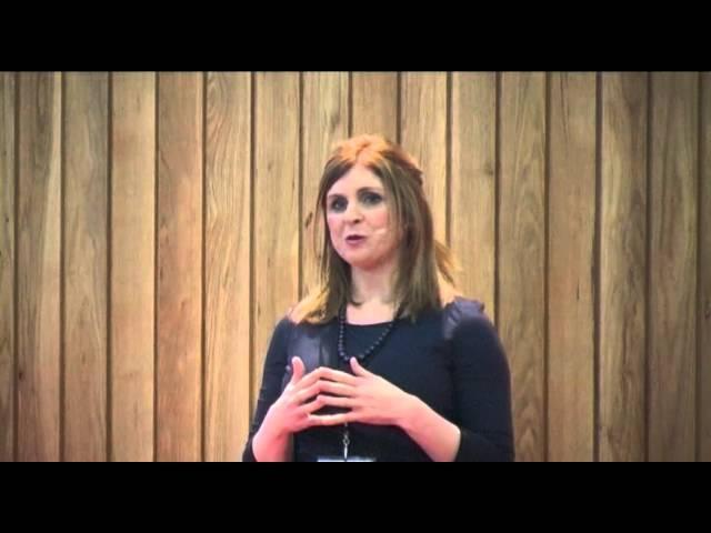 The Unremarkable Miracle: Veronica Morris at TEDxBelfastWomen