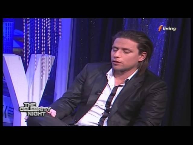 Jean Paul Carbonaro Interviewed on The Celebrity Night