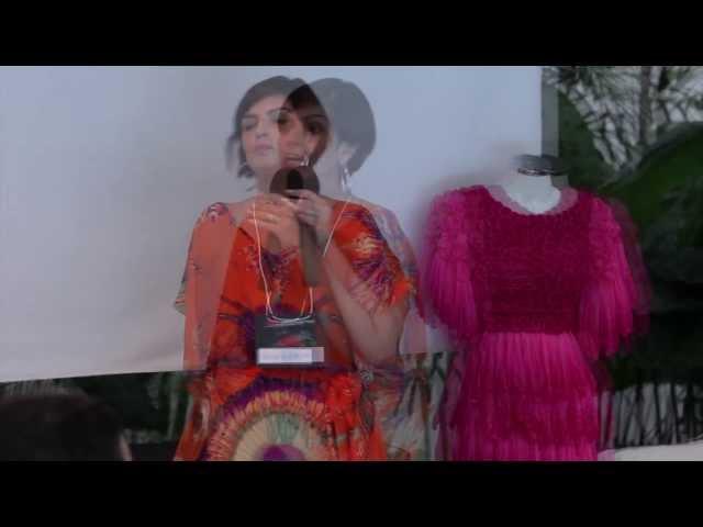 Rindo da Vida: Daliani Ribeiro at TEDxJardins
