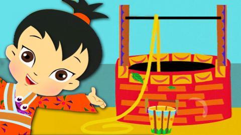 Tao Shu The Warrior Boy - Goblin In The Well | #1 | Cartoons For Children By HooplakidzTV