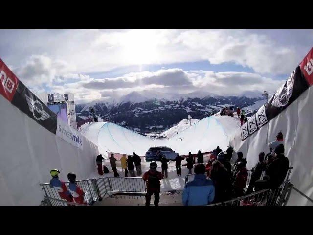 The Burton European Open in Slow Motion