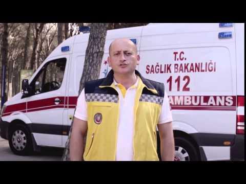 Ambulanslarımızla Herkesin Yardımına Koşuyoruz...