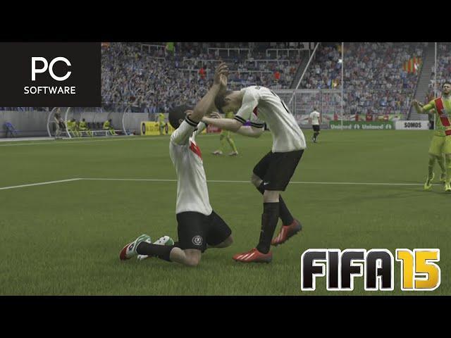 TIME FECHADO !!! - FIFA 15 - Modo Carreira Brasileirão #06 [PC]