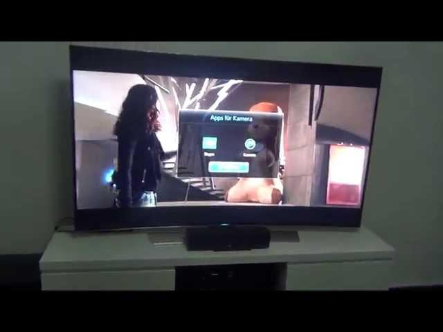 Samsung UE65HU8590 UltraHD iron man