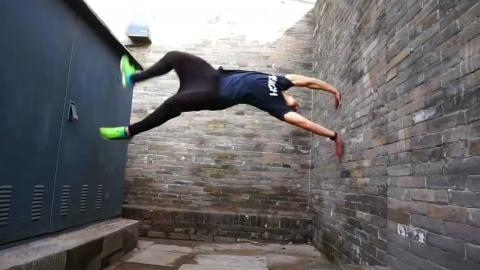 Parkour and Freerunning 2015 - Creative Movement