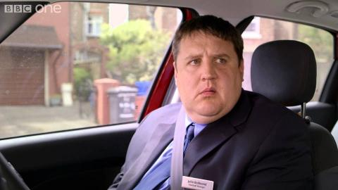Running Late - Peter Kay's Car Share: Episode 3 - BBC One