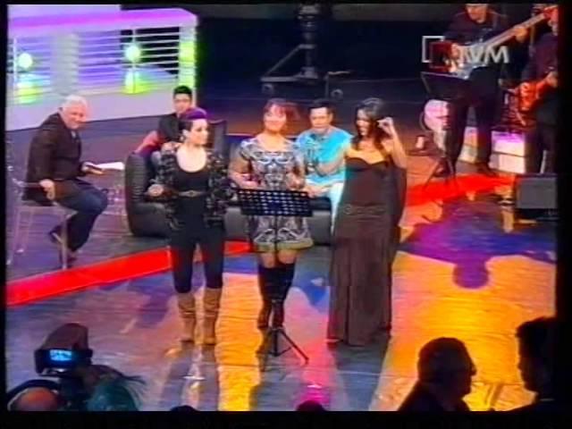 Morena, Thea & Olivia - Eurovision Medley on Xarabank (Xarabank Special 2011)
