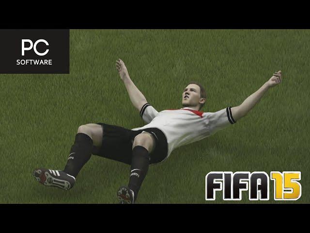 QUE GOLAÇOOO !!! - FIFA 15 - Modo Carreira Brasileirão #08 [PC]