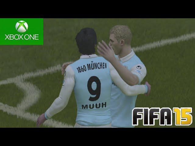 EU ME DEMITO !!!! - FIFA 15 - Modo Jogador #08 [Xbox One]