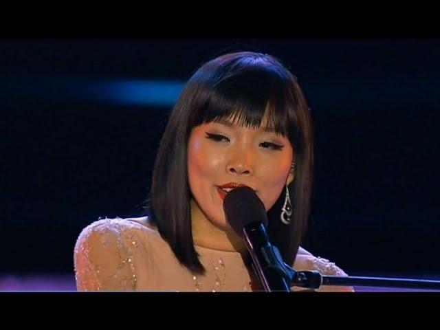 Dami Im - The Christmas Song - Carols In The Domain 2014 [HD]