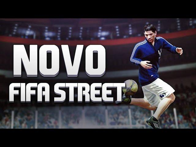 NOVO FIFA STREET A CAMINHO ? (Next-Gen)