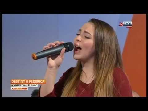 Destiny Chukunyere & Federica Falzon - Hallelujah on Xarabank