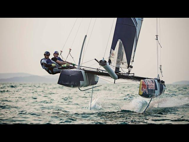 Is this the future of sailing?