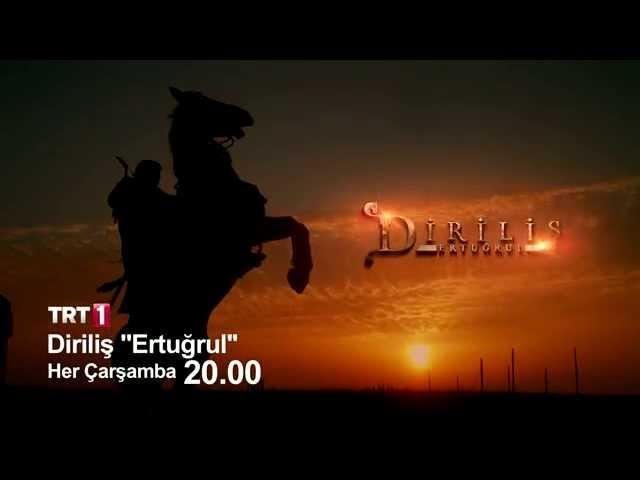 """Diriliş """"Ertuğrul"""" 10 Aralık'ta TRT1'de Başlıyor"""