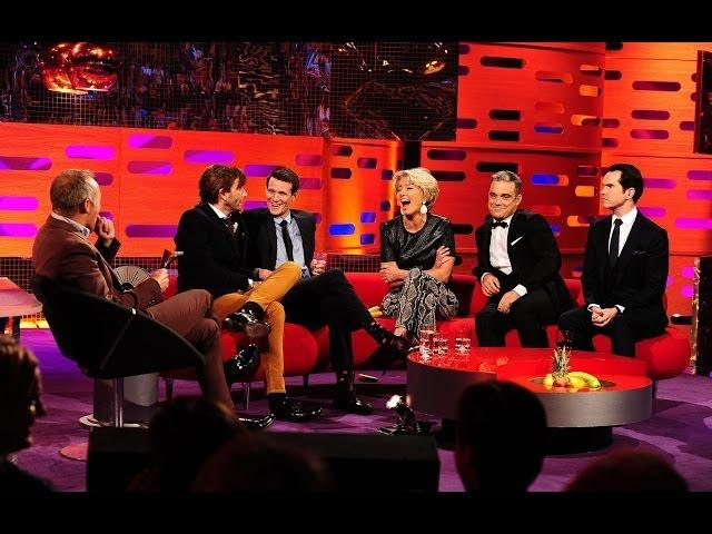 Whovians in the Red Chair - The Graham Norton Show: Episode 6 - BBC One