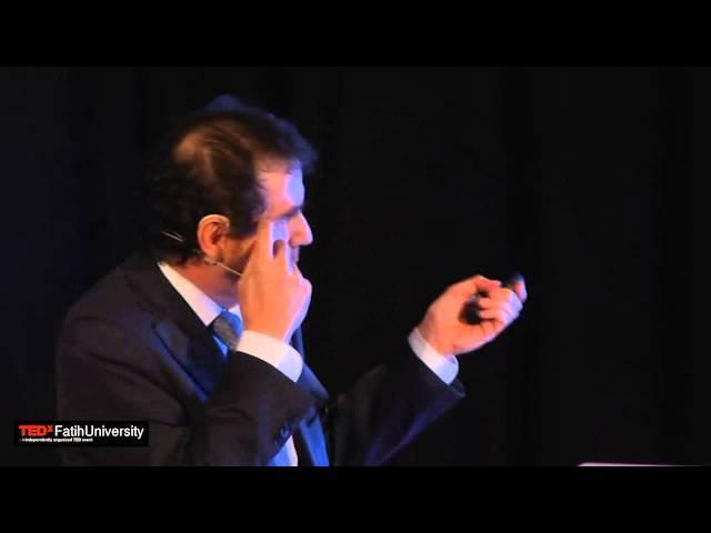 From reflex to consciousness: Falih Koksal at TEDxFatihUniversity