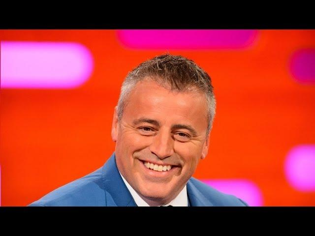 "Matt LeBlanc teaches Graham how to ""smell the fart""  - The Graham Norton Show: Episode 4 - BBC One"