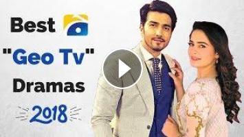 Top 10 Best Geo Tv Dramas List 2018