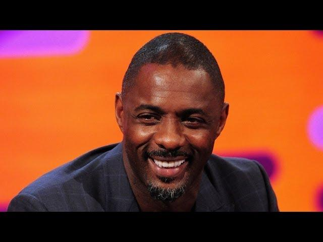 Idris Elba on sex scenes - The Graham Norton Show: Series 14 Episode 12 Preview - BBC One