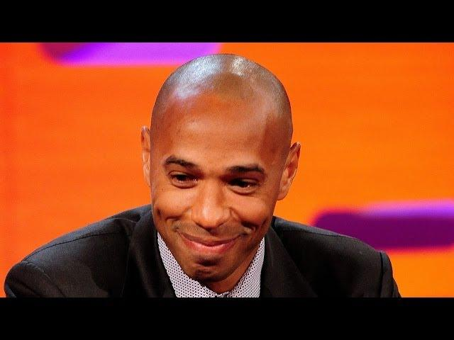 Graham chats to Thierry Henry about Arsenal - The Graham Norton Show: Episode 13 Preview - BBC One