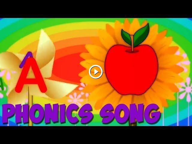 Phonics ABC Songs Collection for Children - Learn the