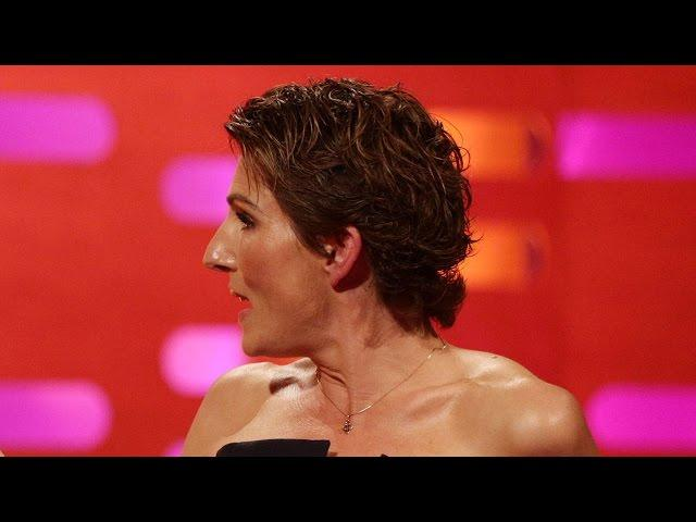 How to act turned-on - The Graham Norton Show: Series 28 Episode 11 Preview - BBC One