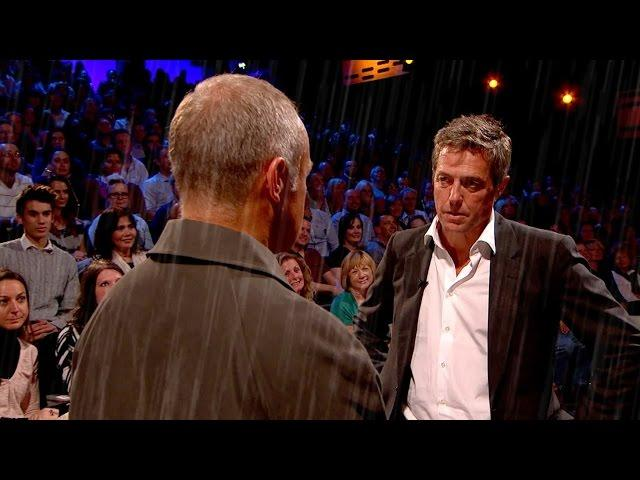 Graham & Hugh Grant re-enact a Four Weddings and a Funeral Scene - The Graham Norton Show - BBC One