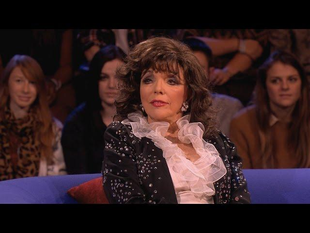 Joan Collins' day off - Backchat with Jack Whitehall and His Dad: Series 2 Episode 4 - BBC Two