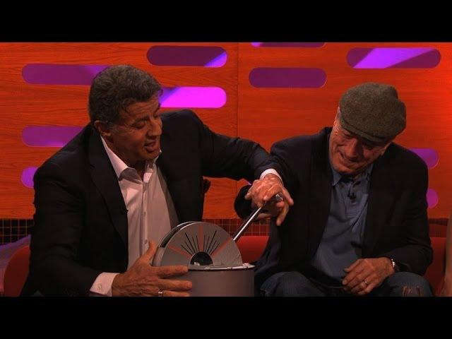 Sylvester Stallone takes over the red chair - The Graham Norton Show: Preview - BBC One