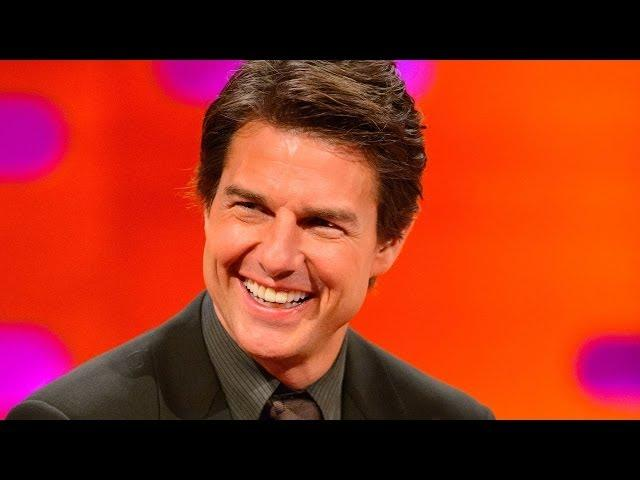 Tom Cruise surprises Graham! - The Graham Norton Show : Episode 9 -- BBC One