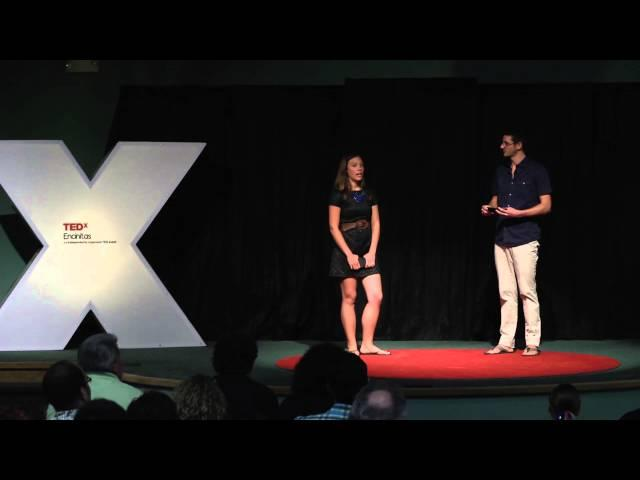 Getting Started Before You Are Ready: Sarah O'Toole and Peter Hagstrom at TEDxEncinitas