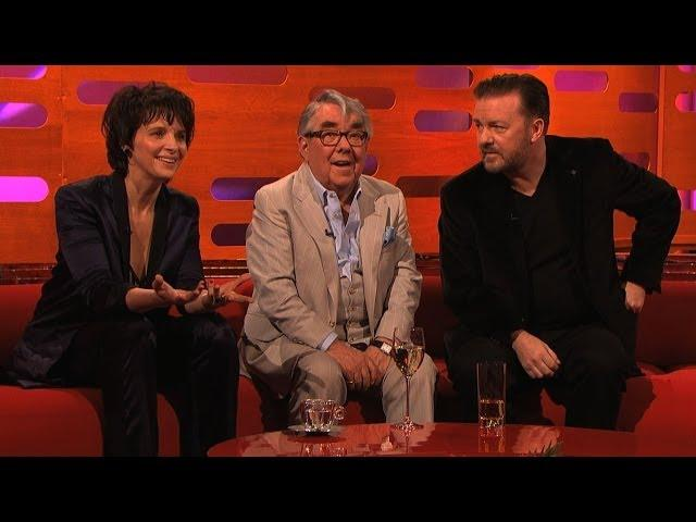 Do jokes travel well? - The Graham Norton Show: Episode 3 Preview - BBC One