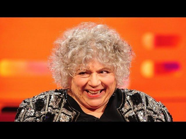 Miriam Margolyes doesn't know who the other guests are - The Graham Norton Show: Episode 17 - BBC