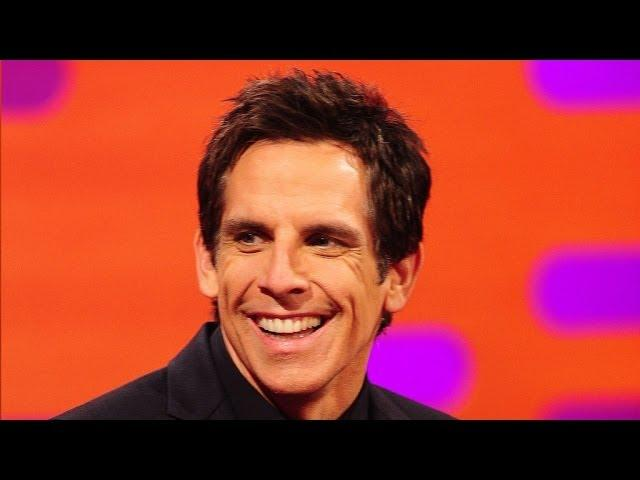 Ben Stiller talks about Zoolander - The Graham Norton Show: Episode 9 Preview - BBC One